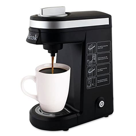 Aicok Single Serve K cup Coffee Maker ? coffee.cooking