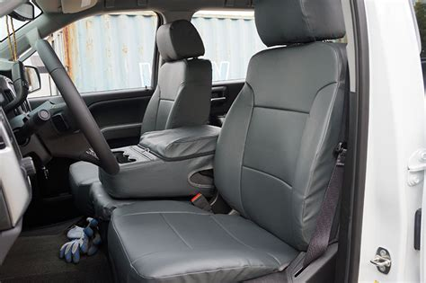 2015 chevy silverado leather seat covers chevy silverado 1500 2500 3500 2014 2015 iggee s leather