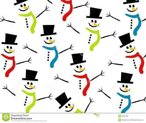 smiling snowman background stock illustration image of