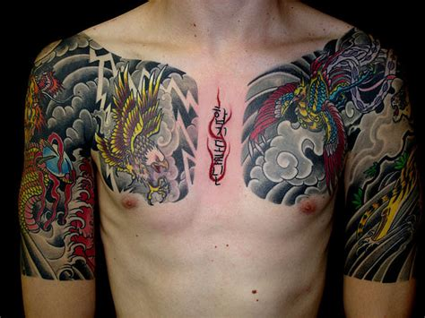 badass tattoos for guys bad chest tattoos for guys images