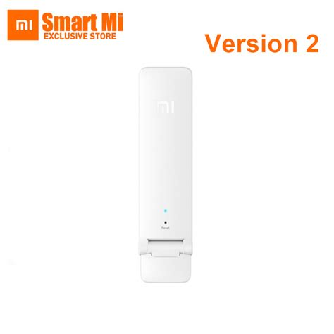Xiaomi Version Extender Wifi Repeater Wireless Wi Berkualitas update new version two xiaomi mi wireless wifi lifier 2 300mbps repeater2 extender portable