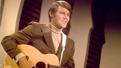 country music singer glen cbell puget sound radio glen cbell who beautifully blended