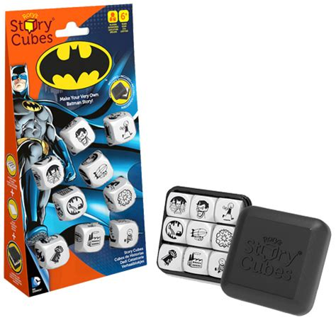 theme generator for stories rory s story cubes batman from coiledspring games