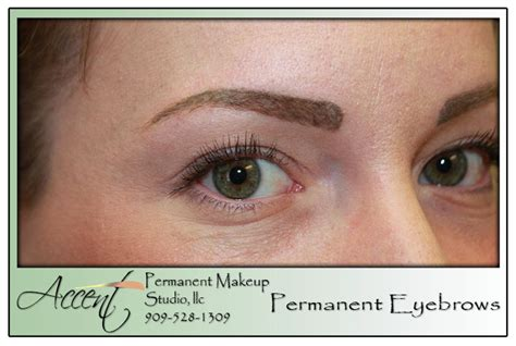eyeliner tattoo disadvantages permanent eyebrows colors the art of beauty