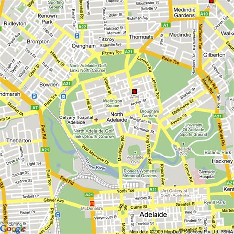 map of adelaide australia map of adelaide south australia hotels accommodation