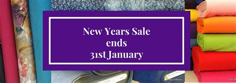 new year lasts 2 weeks it s the last week of the new years sale
