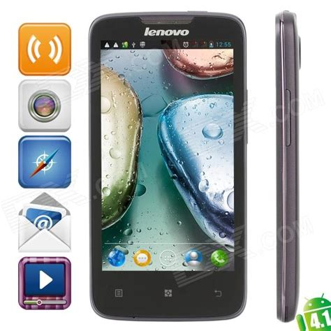Handphone Lenovo S820 lenovo a820 spesifikasi