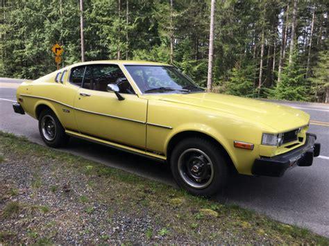 1977 Toyota Celica Gt For Sale No Reserve 1977 Toyota Celica Gt Liftback For Sale On Bat