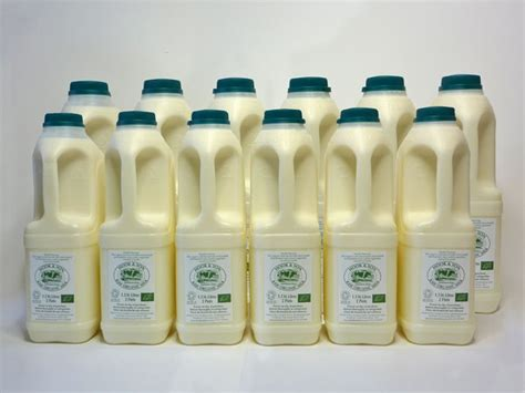 Butter Organic Fresh Salted Dan Unsalted 200g 24 pints organic milk am delivery
