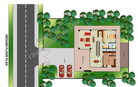 house plans for family of 5 ghana house plans 5 bedroom storey family house in accra ghana groundfloor