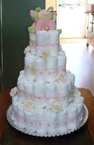 diaper cake for baby shower cute baby stuff i want one pinte