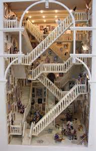 Moving Stairs by Magical Miniatures Pop Goes The Page