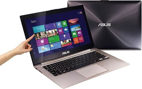 Laptop Asus Zenbook Ux31a asus ux31a c4027h notebookcheck it