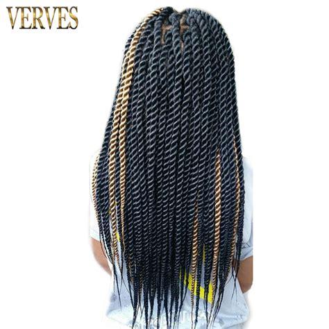 medium size packaged pre twisted hair for crochet braids popular medium braids buy cheap medium braids lots from