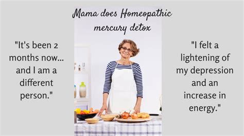 Dr Mercola Hpv Vaccine Detox Metals by Mercury Detox In A Using Homeopathic Detox Program