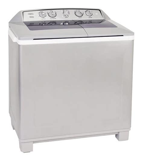 Bathtub Washing Machine by Defy Tub Washing Machine Metallic Model Dtt165 Newappliances
