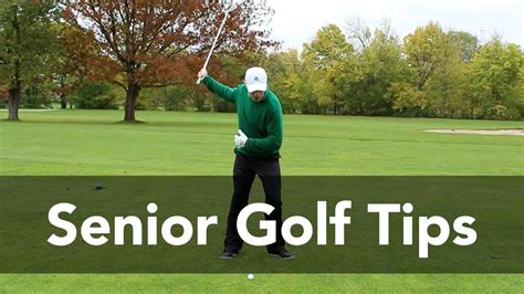 golf swing tips for seniors senior golf swing tips golf instruction my golf tutor