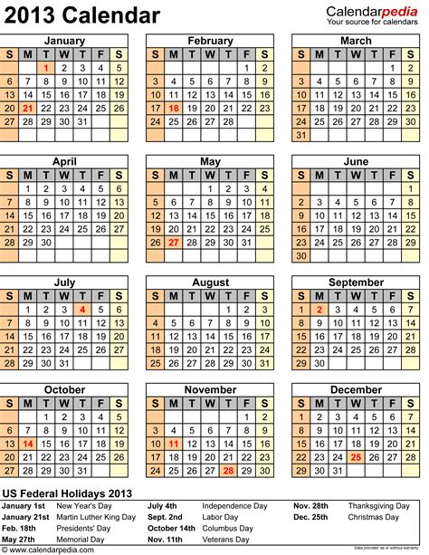 printable government calendar 2015 search results for 2013 calendar with federal holidays