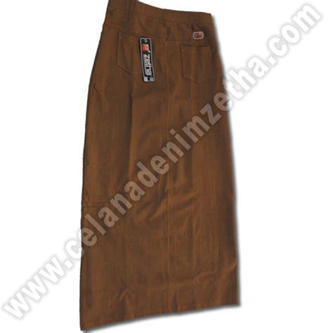 Harga Celana Merk Zetha rok zetha denim warna khaky celana denim zetha