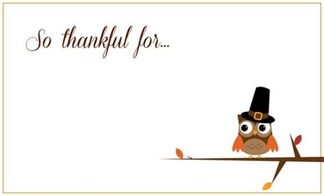 we are thankful for place card template printable thanksgiving placecards creative market