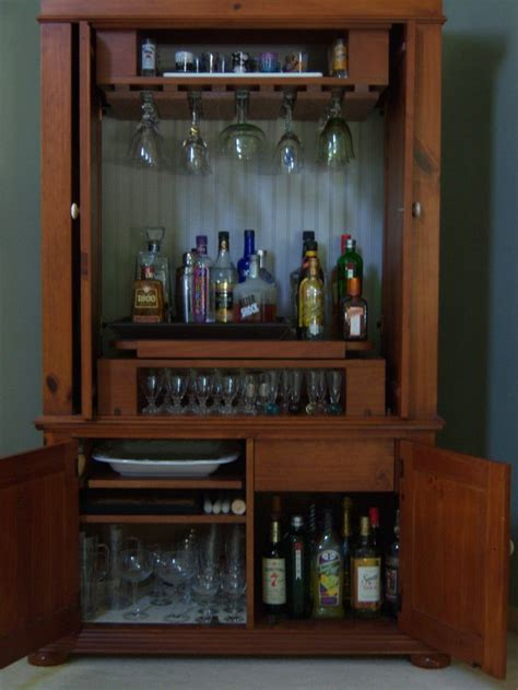 Home Bar Armoire Armoire Awesome Bar Armoire For Home Bar Cabinets For