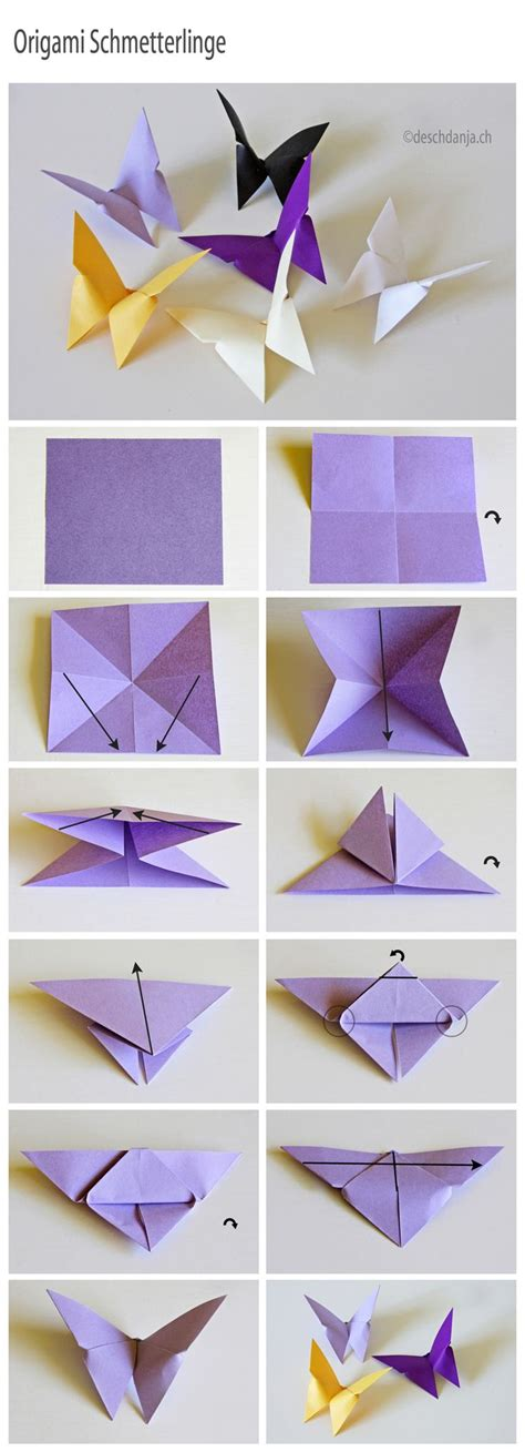 Paper Crafts Tutorials - 25 best ideas about easy paper crafts on