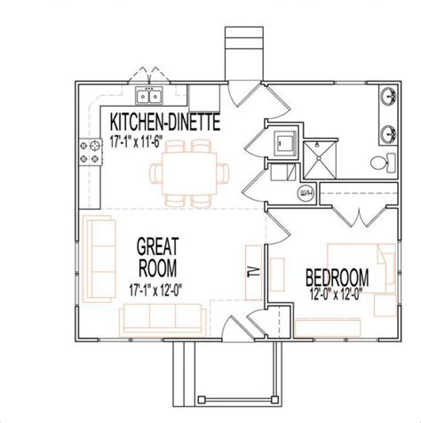1 bedroom guest house floor plans excellent best 25 1 bedroom house plans ideas on