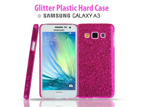 Hradcase Glitter Samsung A3 Blink Bling samsung galaxy a3 glitter plactic