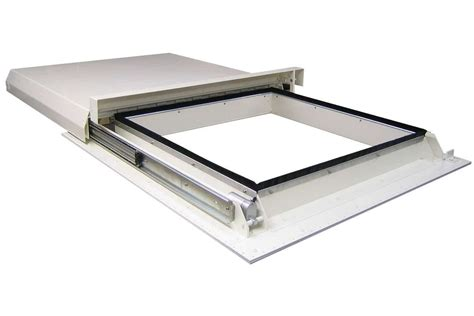 glass boat hatches surespan usa roof access roof lights floor hatches