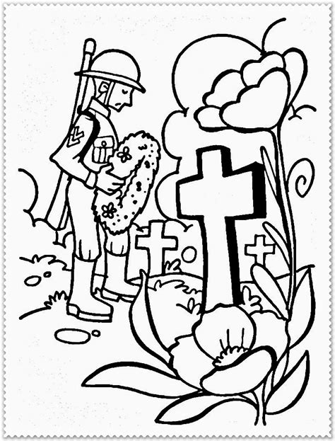 free printable coloring pages remembrance day remembrance day poppies coloring page sketch coloring page