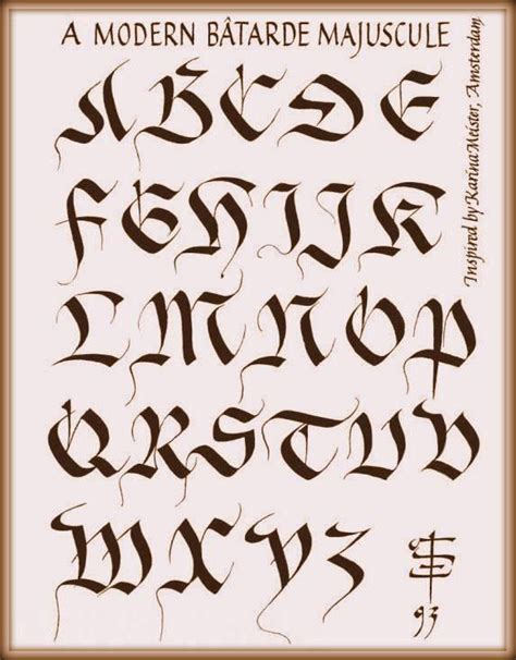 tutorial caligrafia lettering 1000 images about caligrafia on pinterest calligraphy