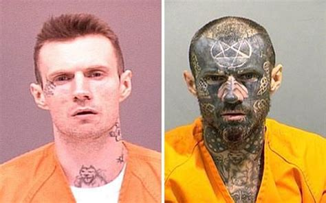 tattoo fail before and after criminal s before and after tattoo photos photographs
