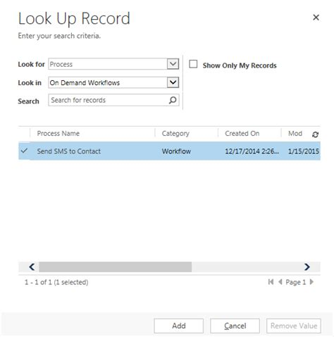 run workflow sending sms messages from microsoft crm workflow