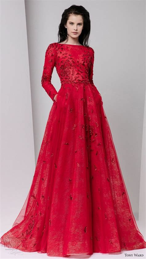Sleeve A Line Evening Gown 25 best ideas about sleeve evening gowns on