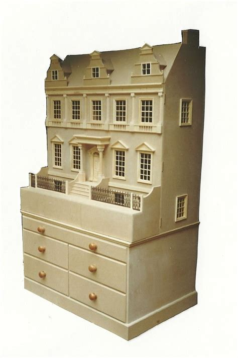1 12 scale dolls house doll house 1 12 scale the city house kit large not including base by dhd ebay