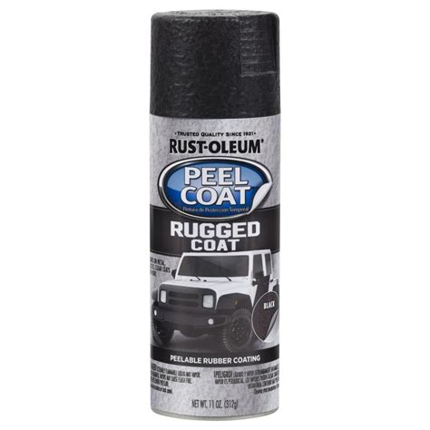 rustoleum bed liner spray rust oleum automotive 15 oz truck bed coating black spray paint 248914 the home depot