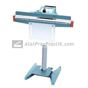Alat Perekat Menyegel Menempelkan Kemasan Plastik pedal sealer mesin press plastik sistem pedal 2017 alat pres plastik