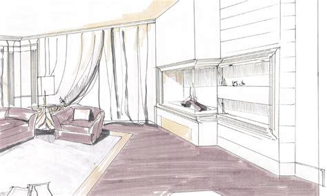 disegno interni arredamento interni a vicenza architetto teresa costalunga