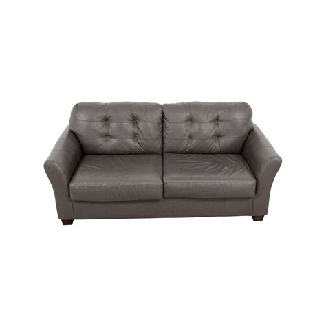 ashley furniture gray sofa 66 off ashley furniture ashley furniture gray tufted