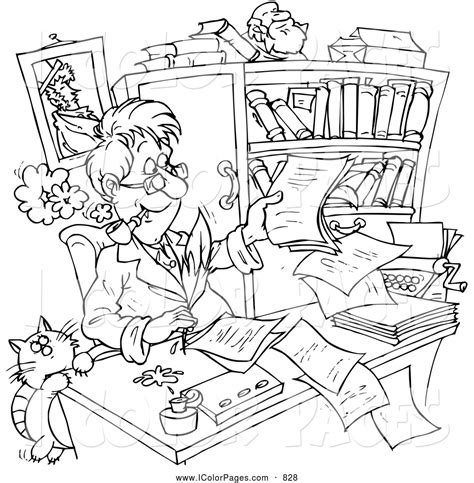 messy house coloring page royalty free black and white stock coloring page designs