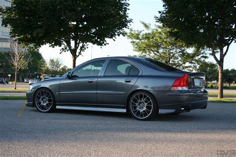 stanced volvo stanced volvo s60r viewing gallery swedish fanatics