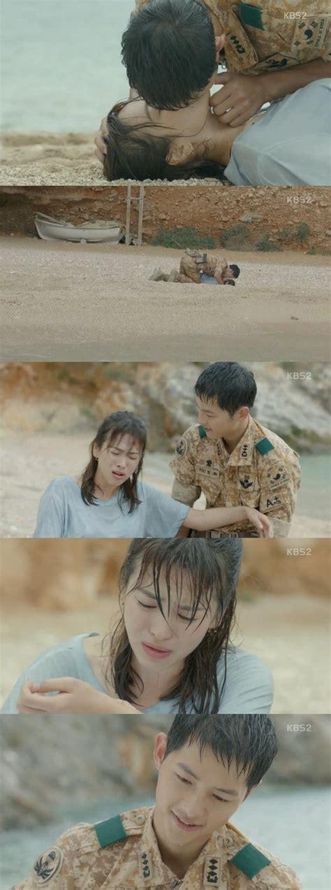 film korea descendants of the sun spoiler descendants of the sun song joong ki and song