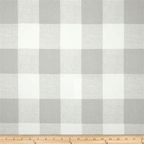 Grey Valance Light Grey And White Check Window