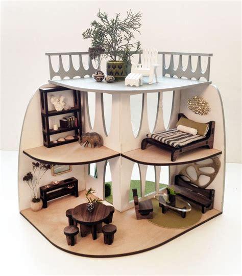 modern miniature dollhouse furniture best 25 modern dollhouse ideas on doll house modern dolls and dollhouses and diy