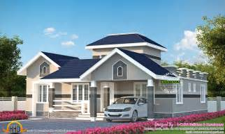 Home Pictures 1687 sq ft kerala home design plan kerala home design and floor