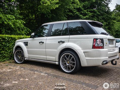 range rover supercharged sport land rover arden range rover sport supercharged 21 may