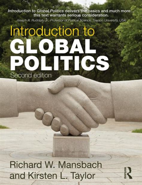 introduction to global politics books introduction to global politics 2nd edition paperback