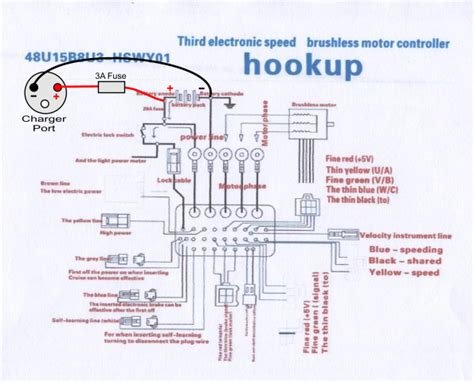 48 volt electric scooter wiring diagram 39 wiring