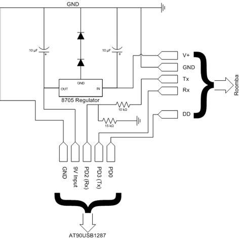 roomba parts diagram nrqm roomba hardware