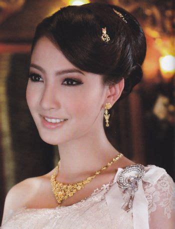 hairstyle thailand hair styles traditional thai hair styles